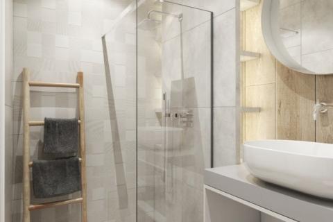 projekt łazienki w Łodzi
